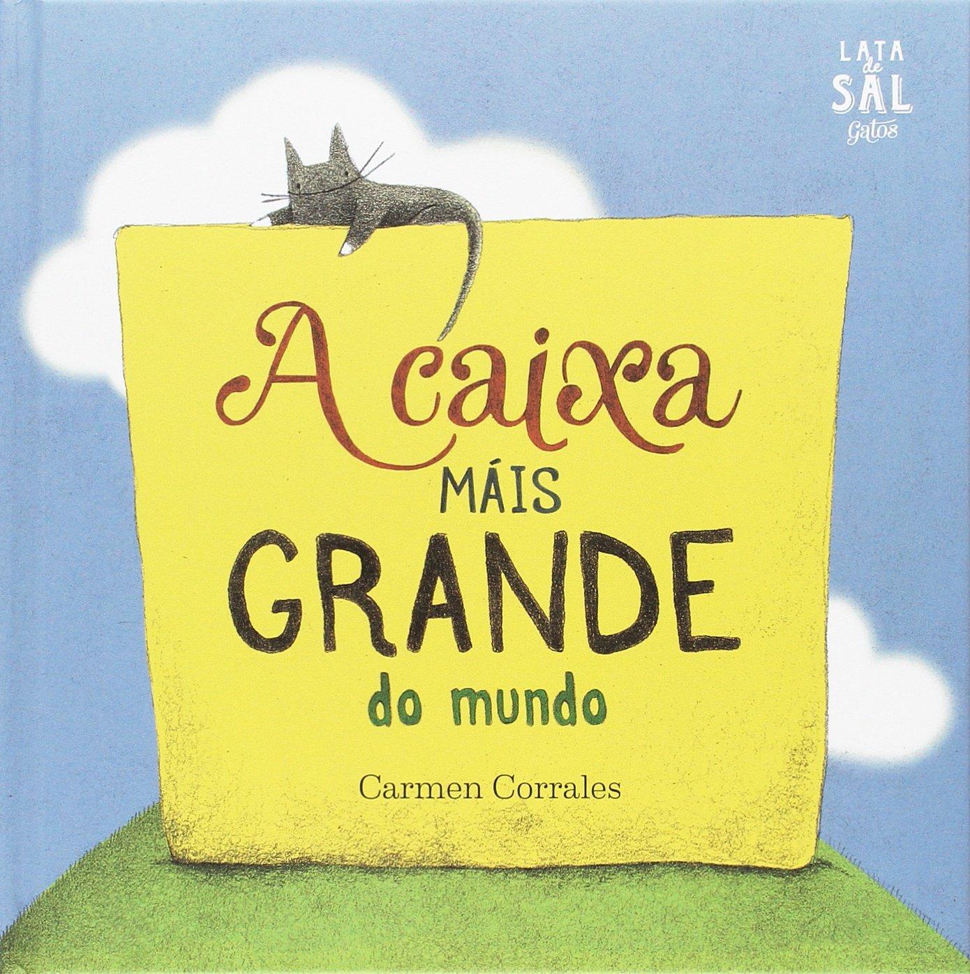 A CAIXA MAIS GRANDE DO MUNDO (GALLEGO) (Spanish) Paperback
