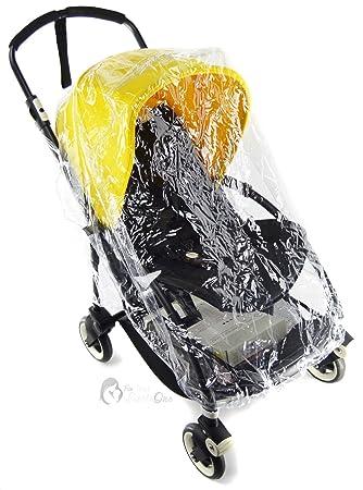 Universal Protector de lluvia Bugaboo Bee/Bee Plus carrito de bebé con ventilación y 142: Amazon.es: Bebé
