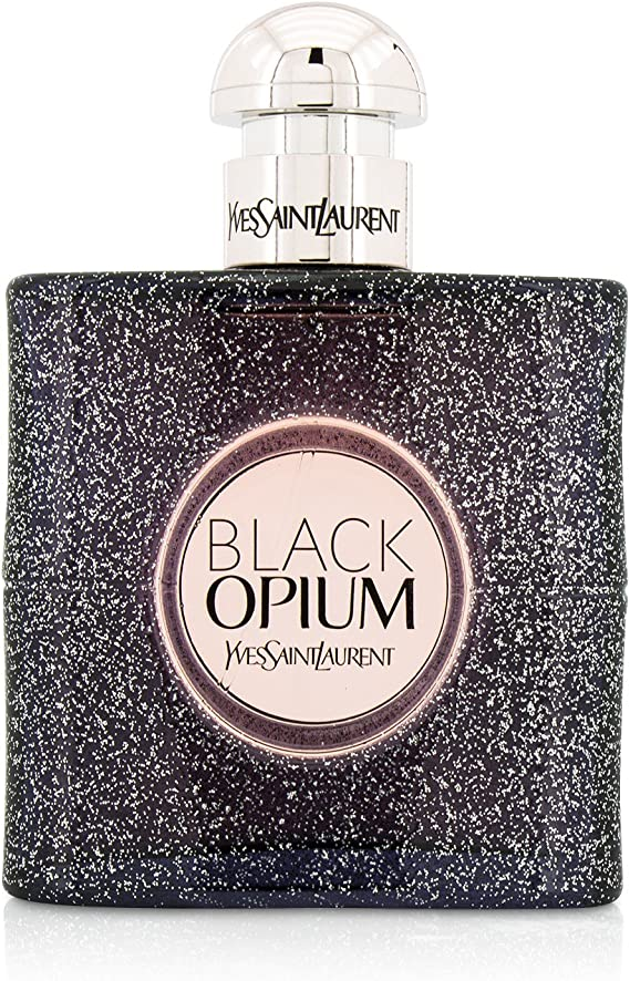 YVES SAINT LAURENT BLACK OPIUM - Agua de perfume vaporizador para mujer, 90 ml: Amazon.es