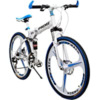 21 Gear Prime Folding Cycle