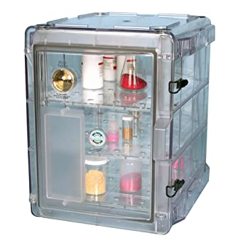 Bel-Art Secador Clear 3.0 Auto-Desiccator Cabinet; 100V, 1.6 cu. ft. (F42073-1100): Science Lab Desiccator Accessories: Amazon.com: Office Products