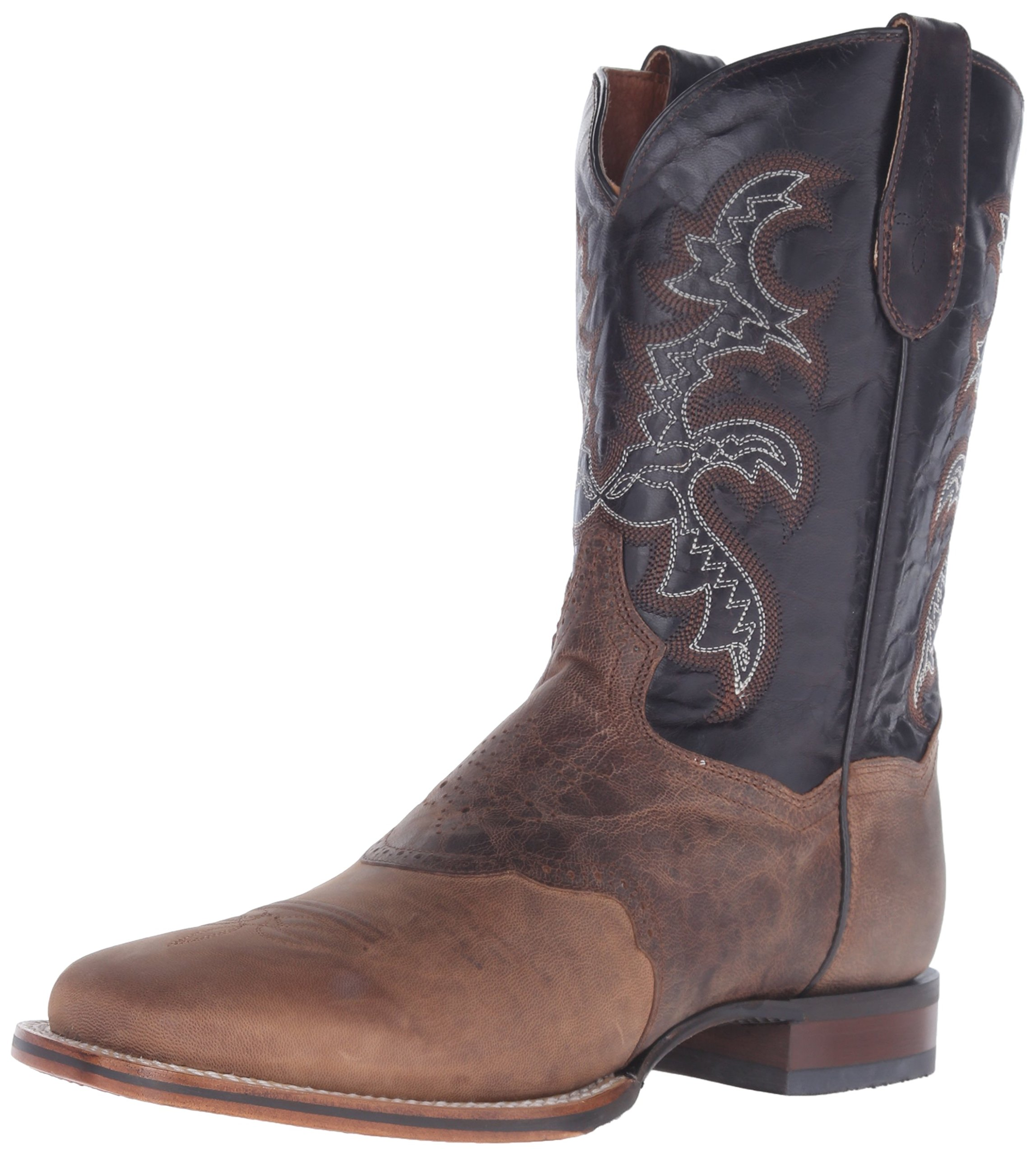 Dan Post Men's Franklin Western Boot,Sand,11 EW US