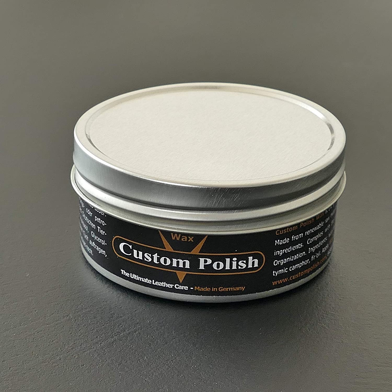 CUSTOM POLISH Wax - 150 ML - El Cuidado Natural e Innovador para ...