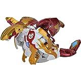 Sega Toys Bakugan Bakutech - BTD-09 - Jigen Dragaon Deck Figure