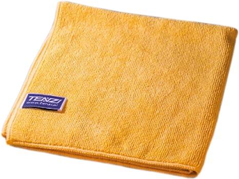 1 pieza Tenzi pulir paño de microfibra Amarillo 40 x 40 cm Principal Ropa  a8f9f0543e4
