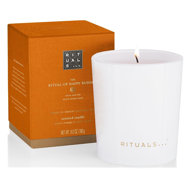 Rituals The Ritual Of Happy Buddha Vela Aromática - 290 gr.: Amazon.es
