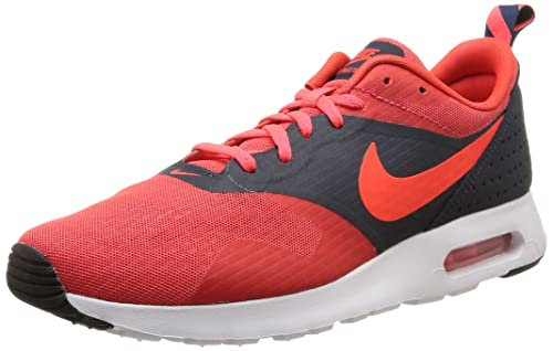 official photos a4958 67bef NIKE Air Max Tavas Essential Mens Trainers Red Size  9