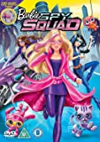 Barbie In Spy Squad. Includes Barbie gift [DVD] [2016]