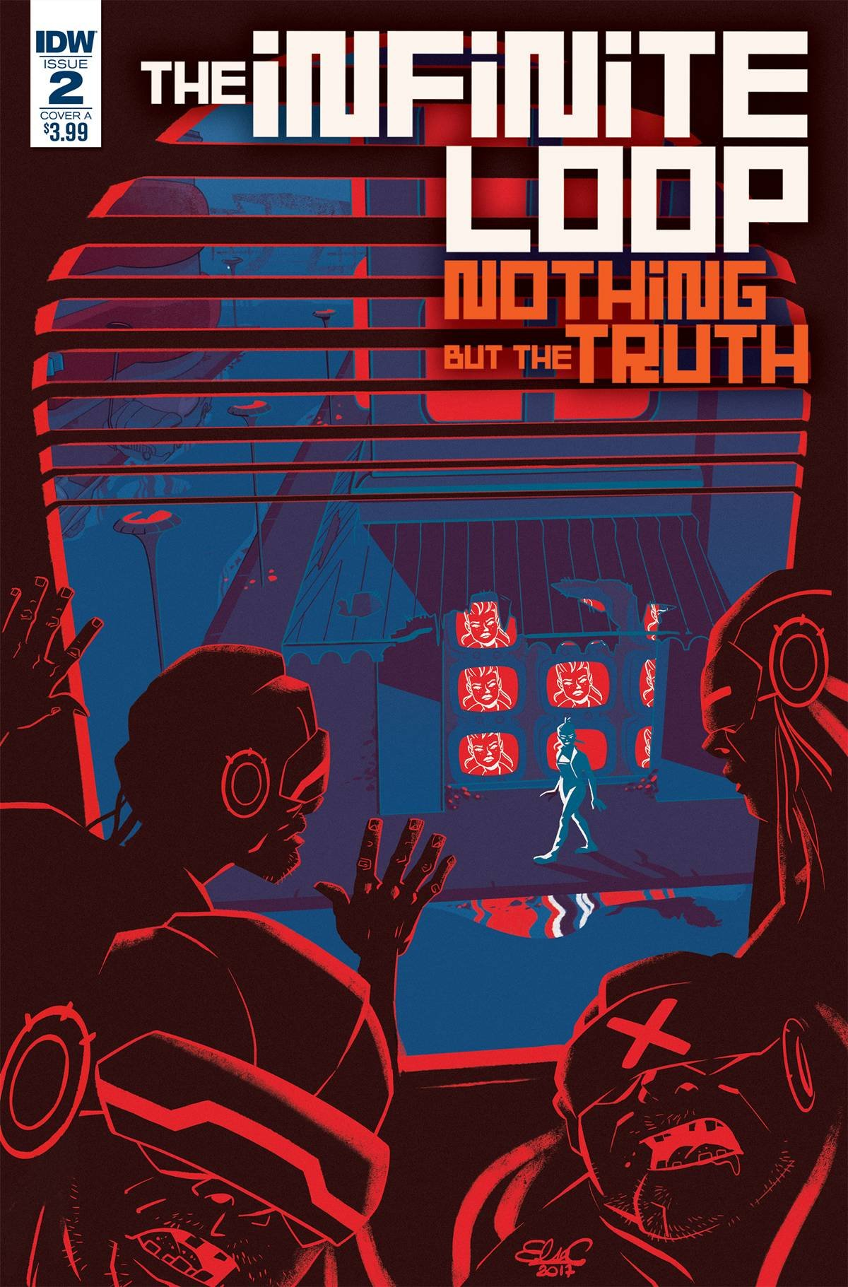 Read Online INFINITE LOOP NOTHING BUT THE TRUTH #2 (OF 6) RELEASES 10/18/17 ebook