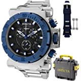 Invicta Men's 10030 Coalition Force Chronograph Black Dial Watch