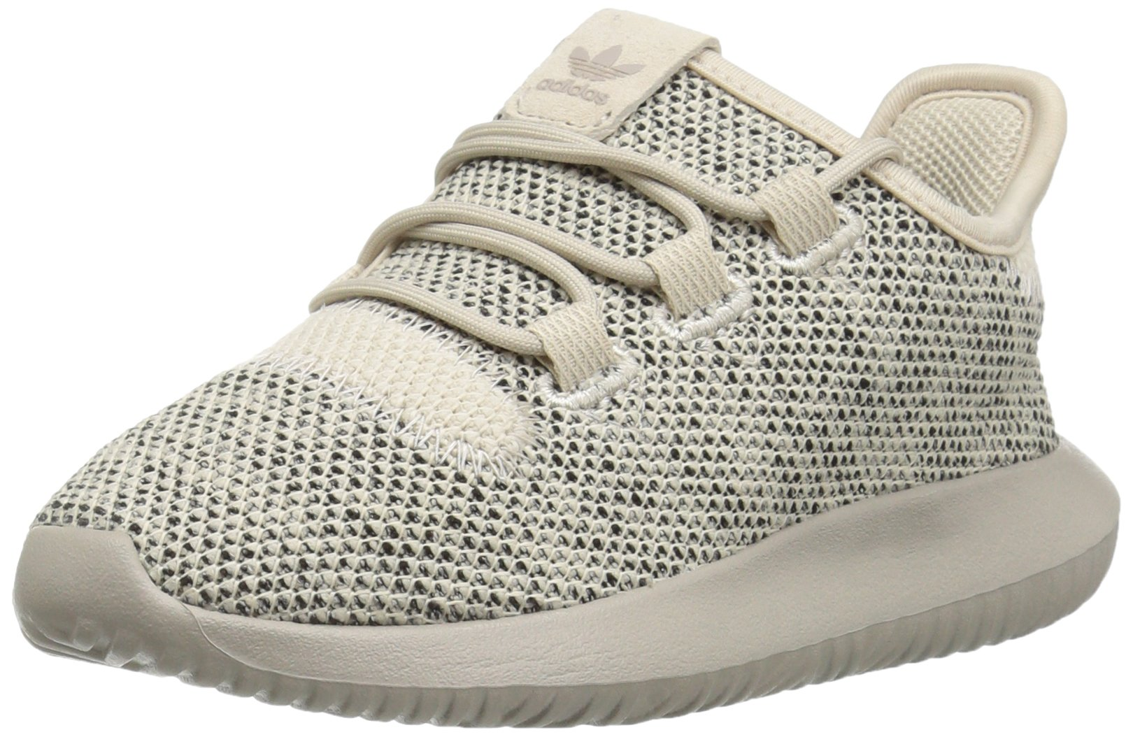 adidas Originals Boys' Tubular Shadow C Sneaker, Clear/Brown/Collegiate Silver/Black, 12 M US Little Kid by adidas Originals