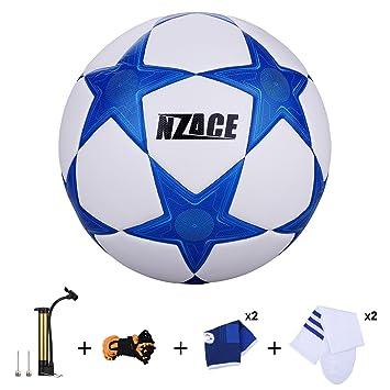Entrenamiento Fútbol al aire libre práctica deportiva Balones de ...