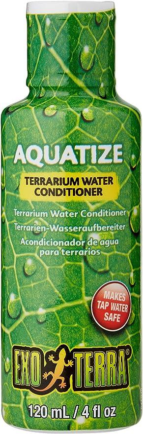 ExoTerraTratamiento Químico del Agua Aquatize-120ml