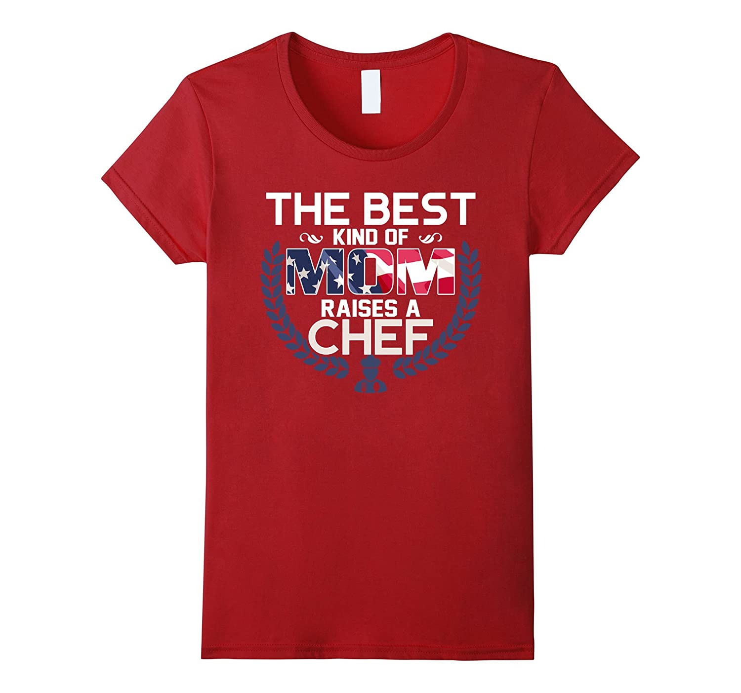 Best Mom Raises a Chef, Parents' Day Gift for Mother
