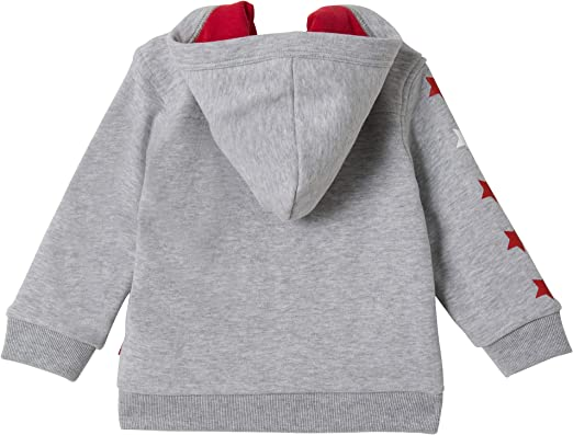 Levi's Kids NN17004 Waistcoat Sweat Shirt, Gris (Light China