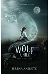 WOLF CHILD: A PNR RH Romance (The Year of the Wolf Book 1) Kindle Edition