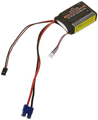 2. Spektrum 2200mAh 2S 6.6V Li-Fe Receiver Battery