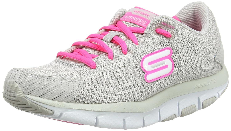 Skechers Liv Go Spacey, Zapatillas de Deporte Interior para Mujer