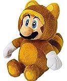 Peluche 'Nintendo' - Tanooki Mario - 28 Cm
