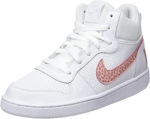 Nike Court Borough Mid Gg, Chaussures de Gymnastique Fille