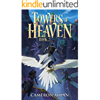 Towers of Heaven: A LitRPG Adventure (Book 2) book cover