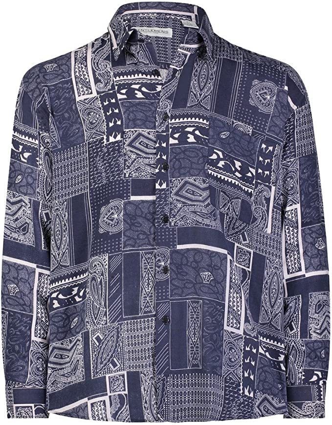 All star series of fashion features batik printed pattern