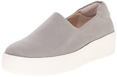 STEVEN by Steve Madden Women's Hilda Fashion Sneaker, Grey, ...