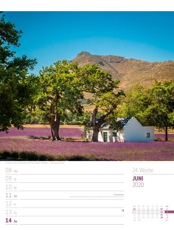 Feiertage Südafrika 2020