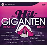 Die Hit Giganten-Best Disco
