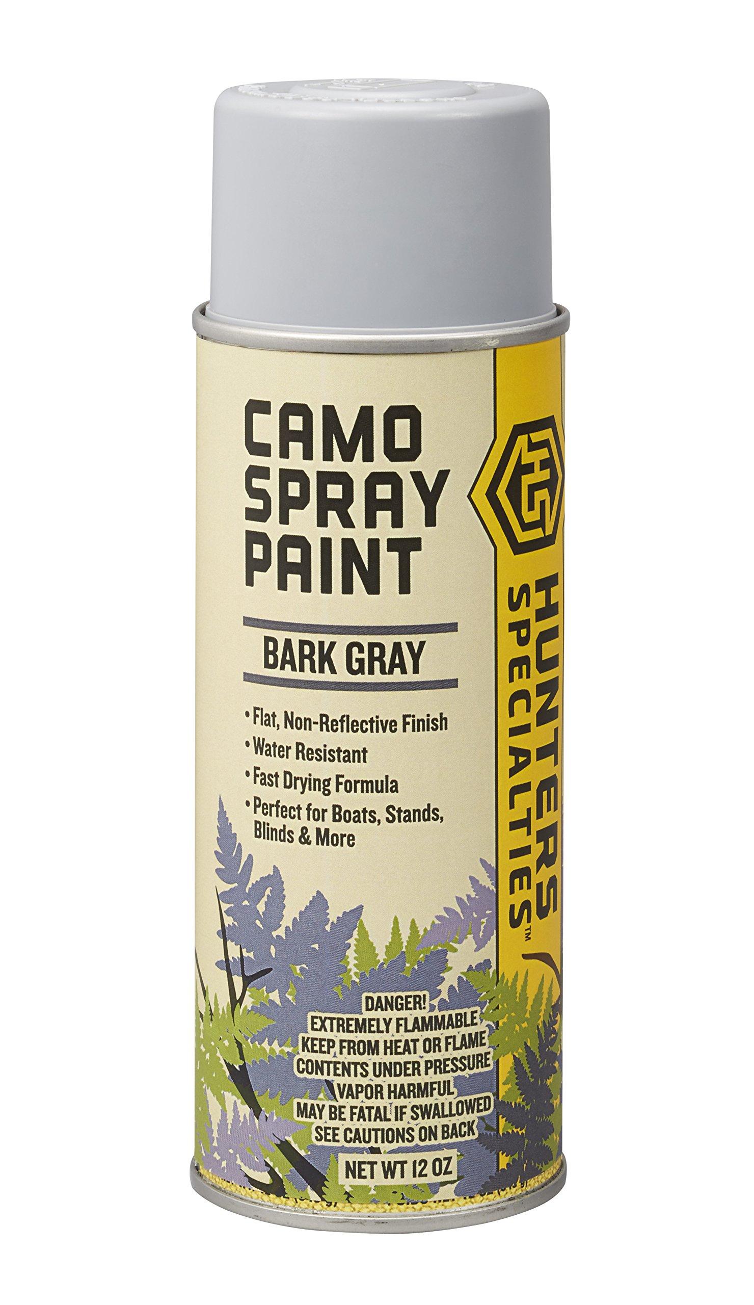 Hunters Specialties Spray Paint (Bark Grey)