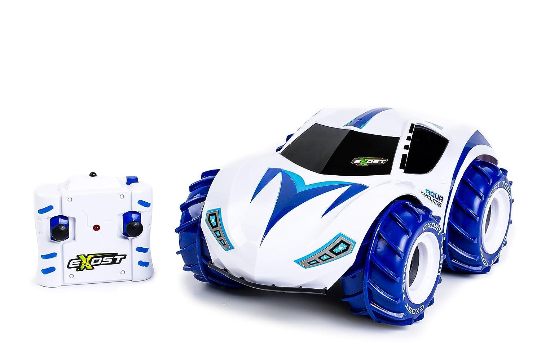 Exost TE125 - Aqua Cyclone 2.4 GHZ 1:18, Fahrzeuge: Amazon.de: Spielzeug
