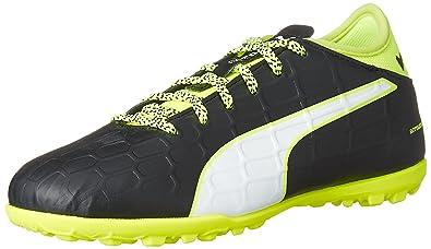 e9415ac48e2a Puma Unisex Kids' Evotouch 3 Tt Jr Football Boots: Amazon.co.uk ...
