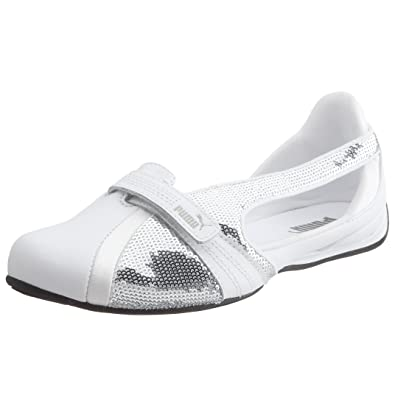 7ee92788ddd2e Puma Women s Espera II Sequins White Leather Boots - 5.5 UK India (38.5  EU)  Buy Online at Low Prices in India - Amazon.in