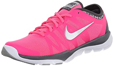 NIKE Women\u0027s Flex Supreme Tr 3 (6 B(M) US, Pink/