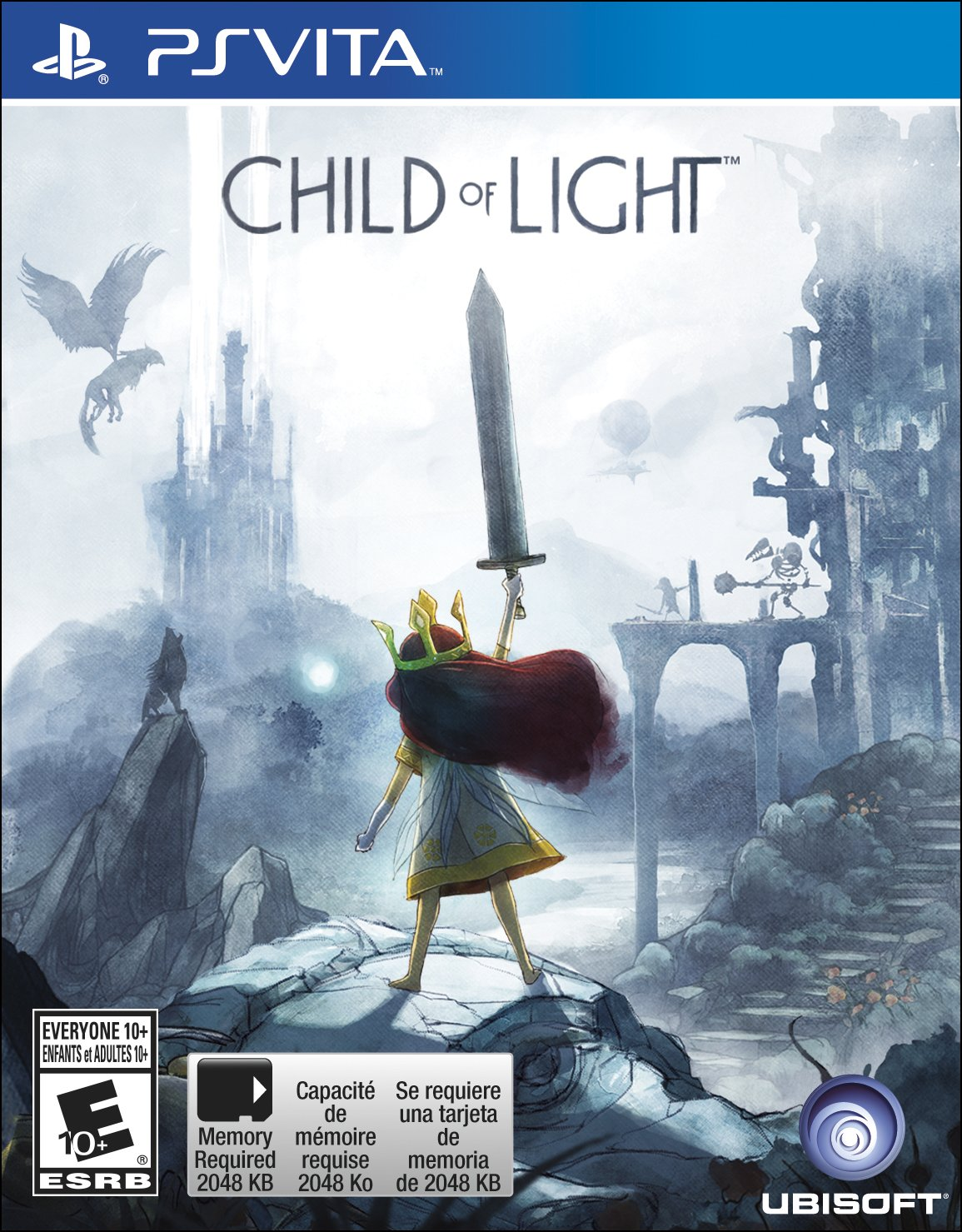 Amazon.com: Child of Light - PlayStation Vita Standard ...