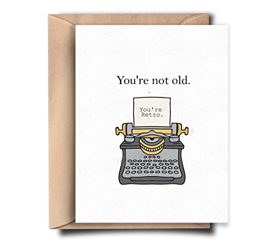 Amazon Funny Birthday Card For Mom Friend Women Men 30th
