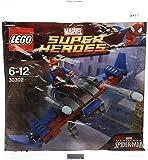 LEGO Super Heroes: Spider-Man Aliante Set 30302 (Insaccato)