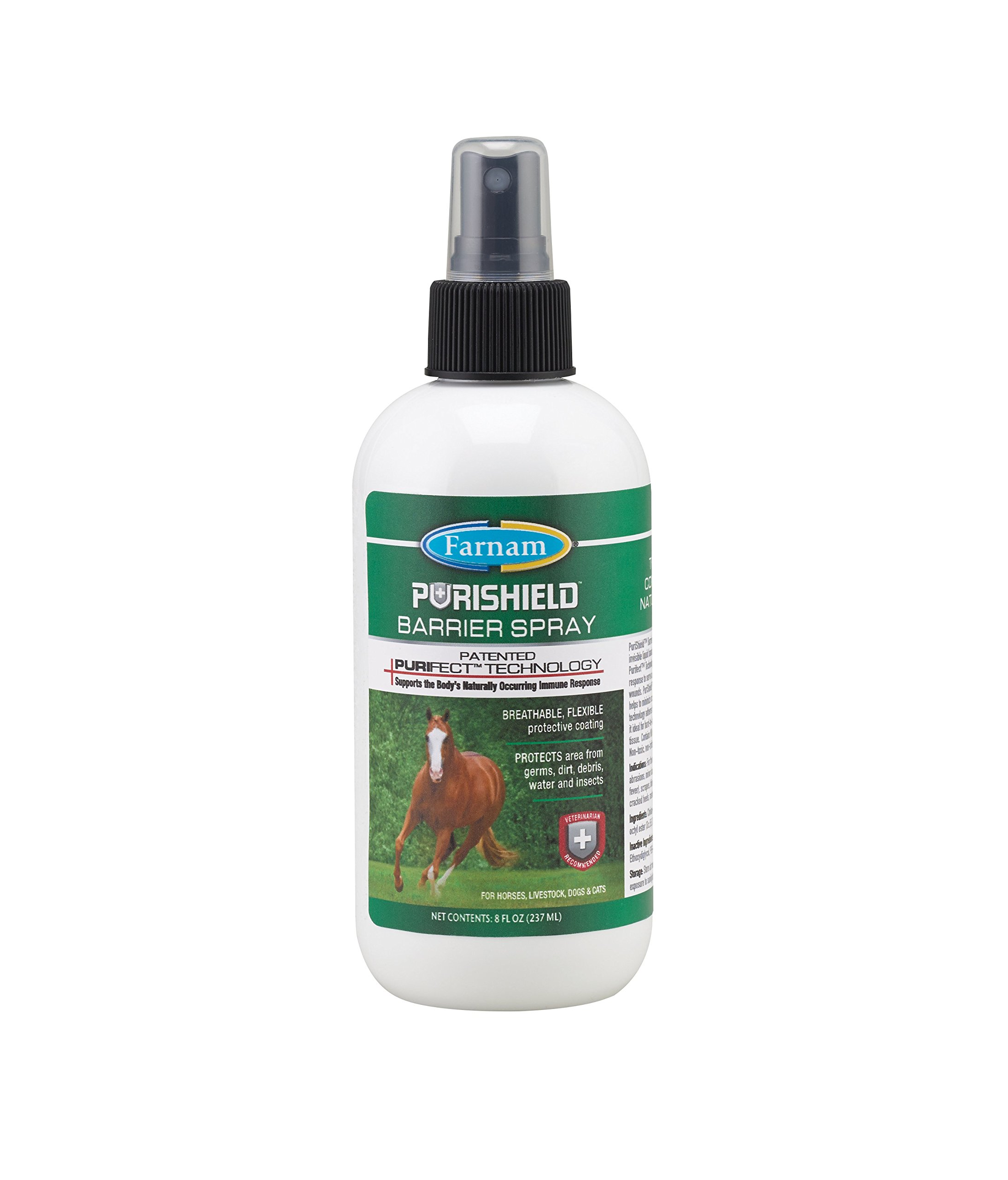 Farnam PuriShield Barrier Spray, 8 fl oz