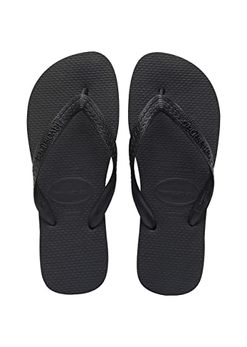 0a9ceefe351aa Havaianas Top Sandals 4-5 D(M) US Men Black