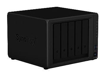 Synology 5 Bay NAS DiskStation DS1019+ (Diskless)