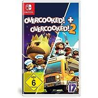OVERCOOKED + OVERCOOKED! 2 Double Pack (Nintendo Switch)