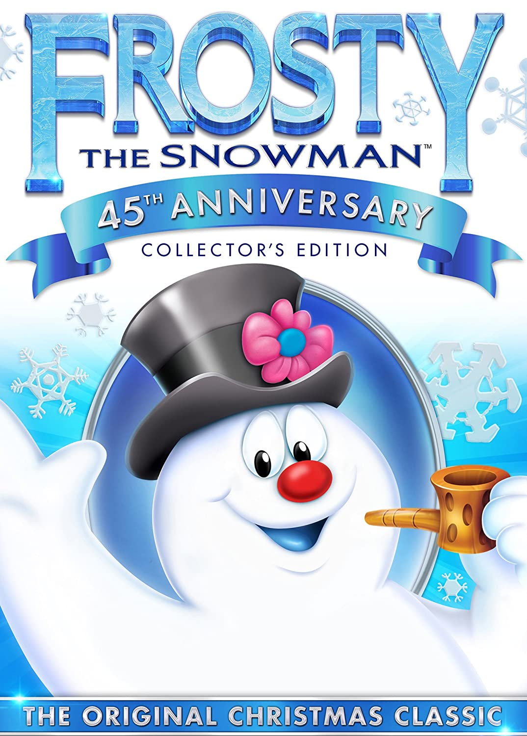 FROSTY THE SNOWMAN 45TH ANNIVERSARY COLLECTOR'S EDITION ANConnect 35225966 Christmas / Chanukkah Family