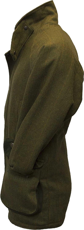 chaqueta/de caza color salvia Chaqueta para hombre Walker /& Hawkes