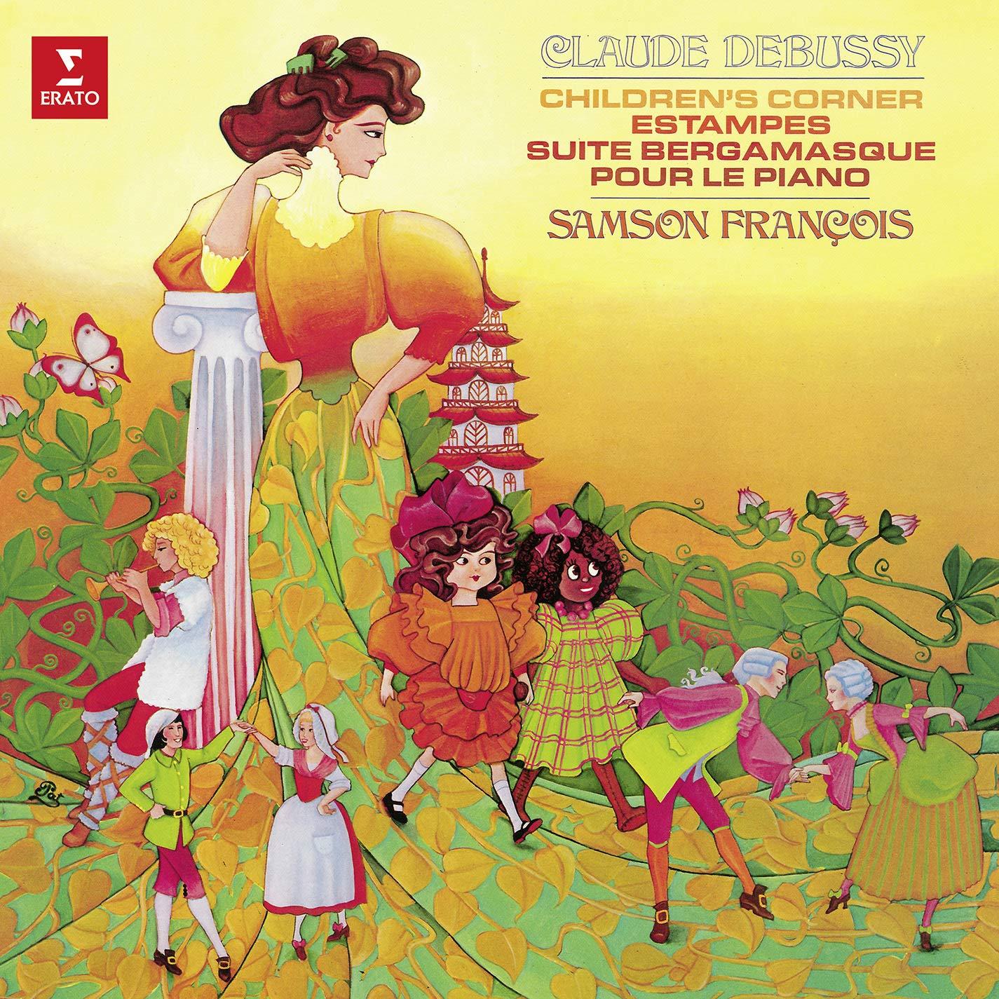 Debussy: Children's Corner, Estampes, Suite bergamasque, Pour le piano [Vinilo]