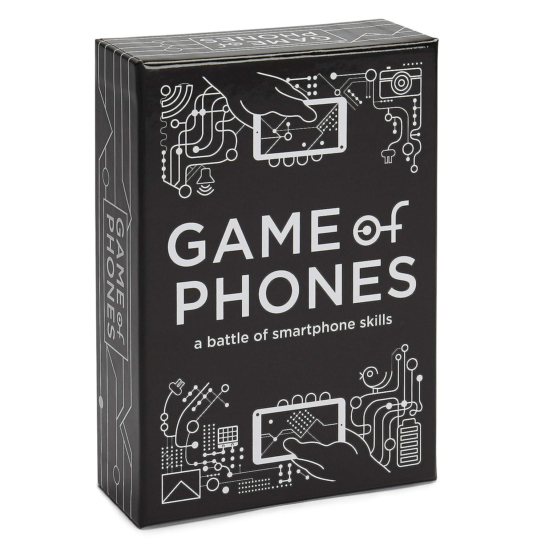 Breaking Games Game of Phones 2017