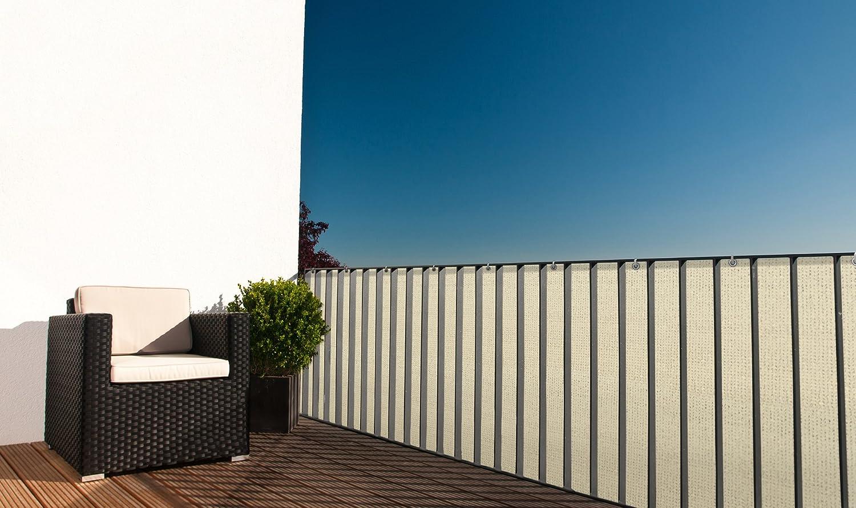 Balkon Sichtschutz Stoff. Awesome Universelle With Balkon ...
