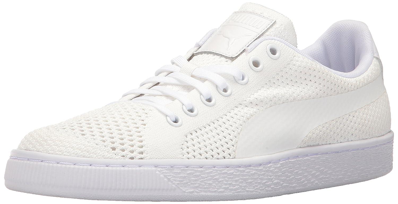sale retailer 69249 20f50 PUMA Basket Classic Evoknit Fashion Sneaker