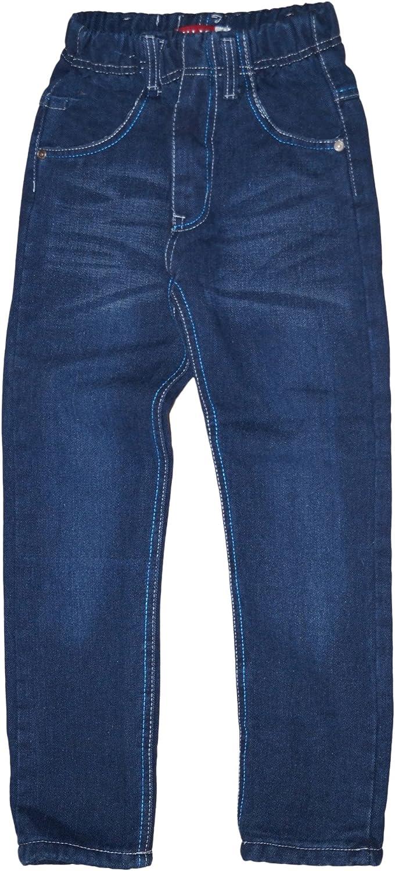 Thermojeans Thermohose Schneehose gef/ütterte Jungen Kinder Jeans warm Gr 110-152
