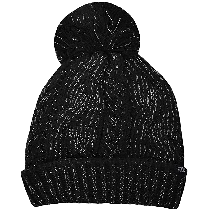 0be9ab289 Pro Climate Womens Thinsulate Waterproof Knitted Pom Pom Hat