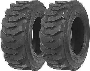 Inner Tube Tires Size: 14-17.5 NHS New Skid Steer Loader 14x17.5 TWO 2